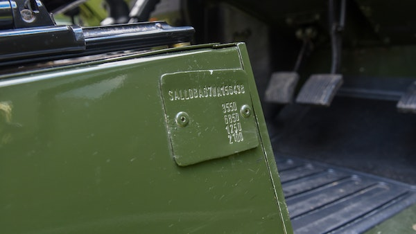 1998 Land Rover Defender 110 Utility Wolf For Sale (picture 72 of 103)