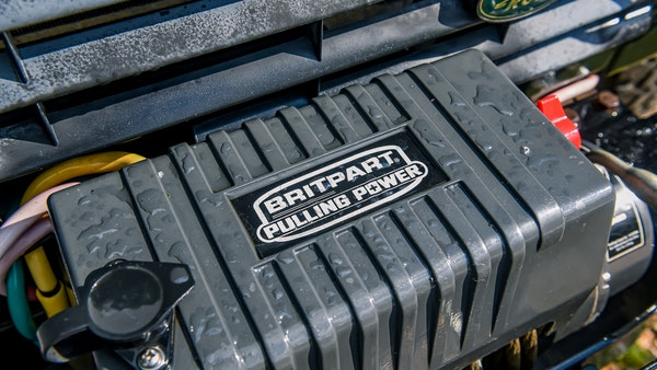 1998 Land Rover Defender 110 Utility Wolf For Sale (picture 53 of 103)