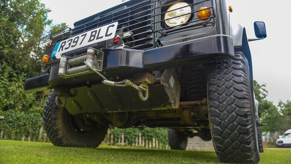 1998 Land Rover Defender 110 Utility Wolf For Sale (picture 87 of 103)