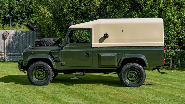 1998 Land Rover Defender 110 Utility Wolf For Sale (picture 5 of 103)