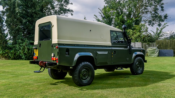 1998 Land Rover Defender 110 Utility Wolf For Sale (picture 8 of 103)