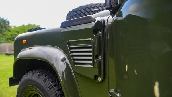 1998 Land Rover Defender 110 Utility Wolf For Sale (picture 63 of 103)