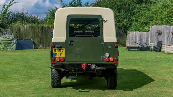 1998 Land Rover Defender 110 Utility Wolf For Sale (picture 7 of 103)