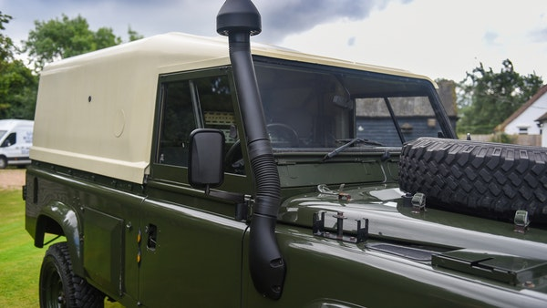 1998 Land Rover Defender 110 Utility Wolf For Sale (picture 86 of 103)