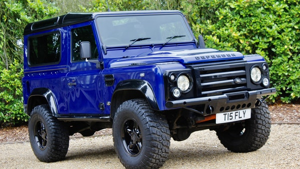 1999 Land Rover Defender 90 TD5 For Sale (picture 15 of 97)
