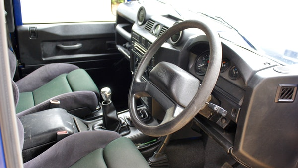 1999 Land Rover Defender 90 TD5 For Sale (picture 30 of 97)