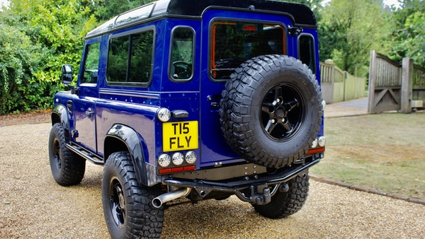 1999 Land Rover Defender 90 TD5 For Sale (picture 9 of 97)