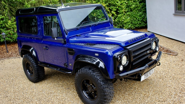 1999 Land Rover Defender 90 TD5 For Sale (picture 4 of 97)