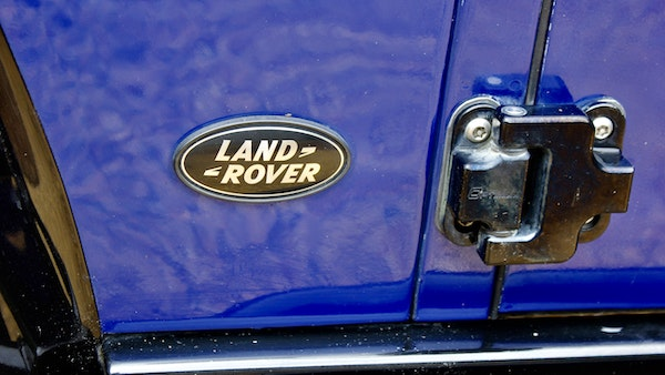 1999 Land Rover Defender 90 TD5 For Sale (picture 58 of 97)