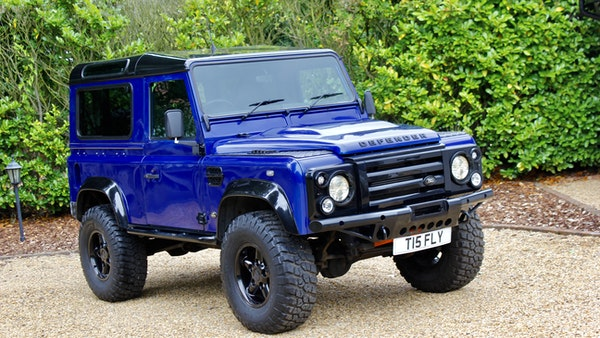 1999 Land Rover Defender 90 TD5 For Sale (picture 3 of 97)