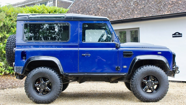 1999 Land Rover Defender 90 TD5 For Sale (picture 5 of 97)