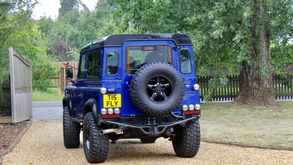 1999 Land Rover Defender 90 TD5 For Sale (picture 8 of 97)
