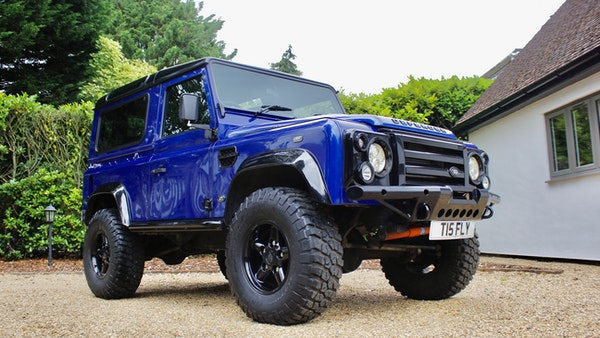 1999 Land Rover Defender 90 TD5 For Sale (picture 16 of 97)