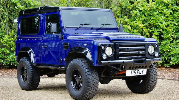 1999 Land Rover Defender 90 TD5 For Sale (picture 1 of 97)