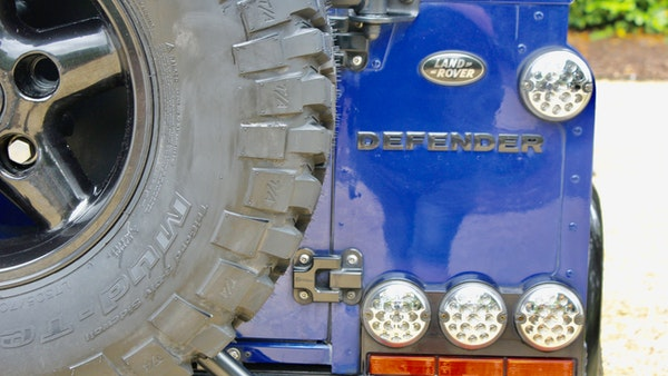 1999 Land Rover Defender 90 TD5 For Sale (picture 48 of 97)