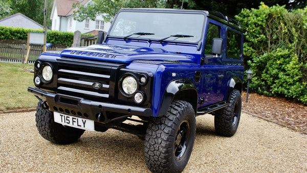 1999 Land Rover Defender 90 TD5 For Sale (picture 12 of 97)