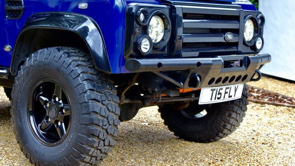 1999 Land Rover Defender 90 TD5 For Sale (picture 45 of 97)