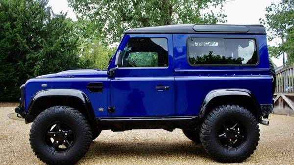 1999 Land Rover Defender 90 TD5 For Sale (picture 11 of 97)