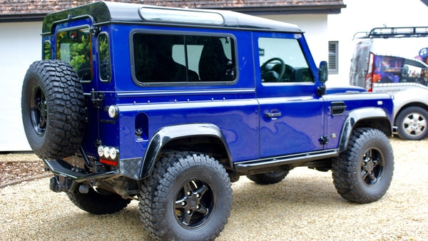 1999 Land Rover Defender 90 TD5 For Sale (picture 6 of 97)