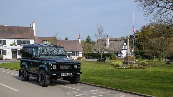 RESERVE LOWERED - 1987 Land Rover Defender 90 For Sale (picture 4 of 92)