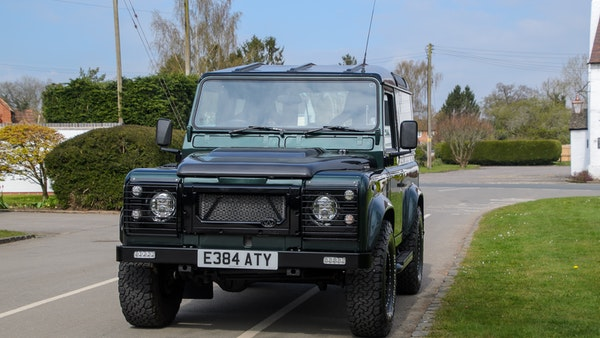 RESERVE LOWERED - 1987 Land Rover Defender 90 For Sale (picture 10 of 92)