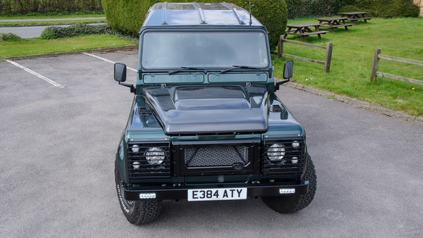 RESERVE LOWERED - 1987 Land Rover Defender 90 For Sale (picture 20 of 92)