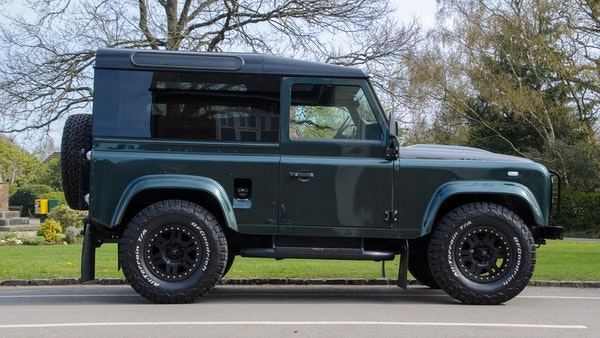 RESERVE LOWERED - 1987 Land Rover Defender 90 For Sale (picture 18 of 92)