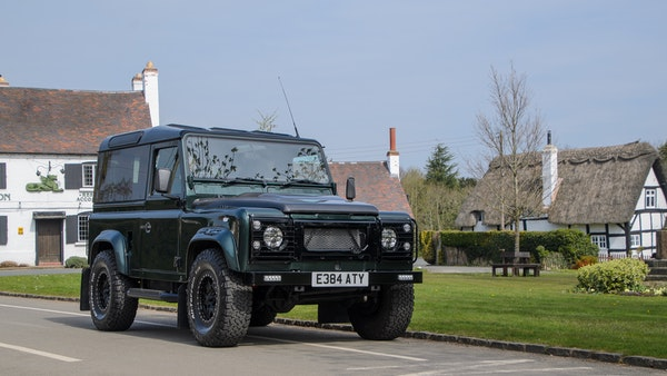 RESERVE LOWERED - 1987 Land Rover Defender 90 For Sale (picture 5 of 92)
