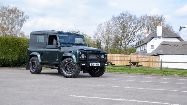 RESERVE LOWERED - 1987 Land Rover Defender 90 For Sale (picture 7 of 92)