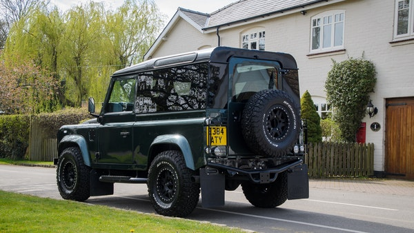 RESERVE LOWERED - 1987 Land Rover Defender 90 For Sale (picture 15 of 92)
