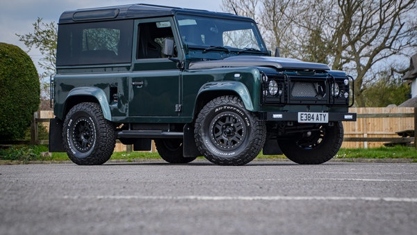 RESERVE LOWERED - 1987 Land Rover Defender 90 For Sale (picture 19 of 92)