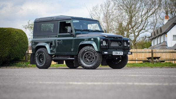 RESERVE LOWERED - 1987 Land Rover Defender 90 For Sale (picture 23 of 92)
