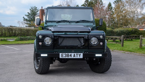 RESERVE LOWERED - 1987 Land Rover Defender 90 For Sale (picture 21 of 92)