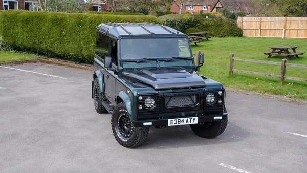 RESERVE LOWERED - 1987 Land Rover Defender 90 For Sale (picture 6 of 92)