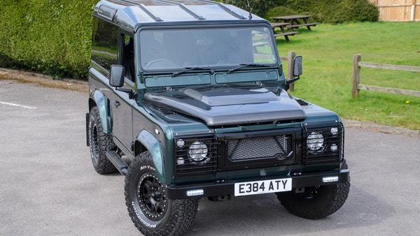 RESERVE LOWERED - 1987 Land Rover Defender 90 For Sale (picture 3 of 92)