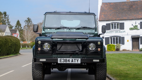 RESERVE LOWERED - 1987 Land Rover Defender 90 For Sale (picture 8 of 92)