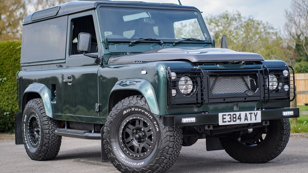 RESERVE LOWERED - 1987 Land Rover Defender 90 For Sale (picture 22 of 92)