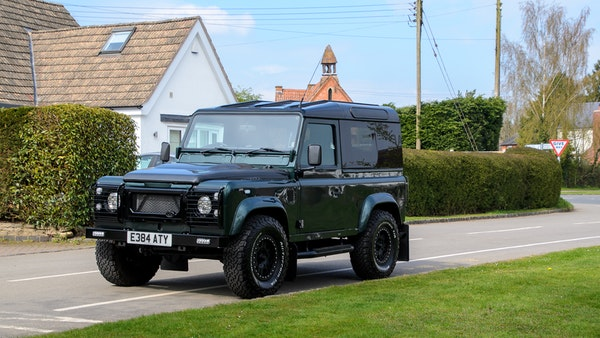 RESERVE LOWERED - 1987 Land Rover Defender 90 For Sale (picture 11 of 92)