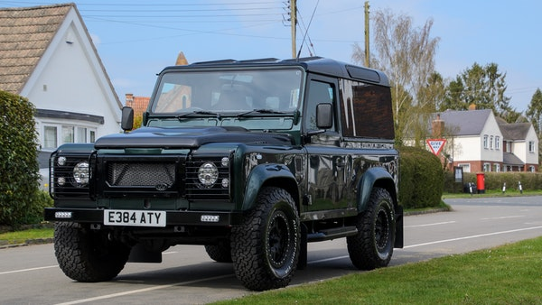 RESERVE LOWERED - 1987 Land Rover Defender 90 For Sale (picture 9 of 92)