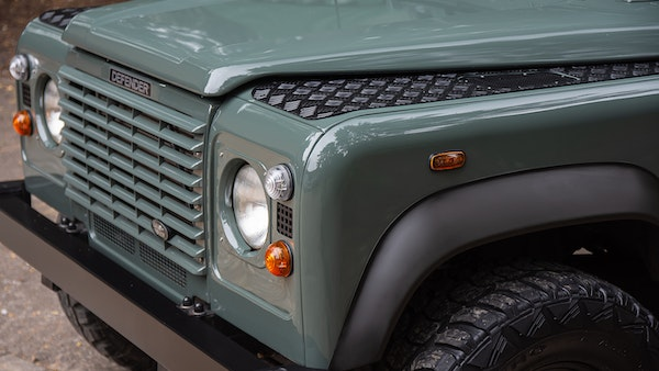 1999 Land Rover Defender 90 For Sale (picture 109 of 159)