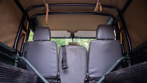 1999 Land Rover Defender 90 For Sale (picture 48 of 159)