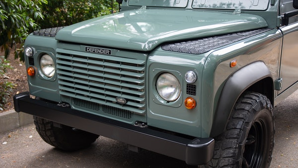 1999 Land Rover Defender 90 For Sale (picture 71 of 159)