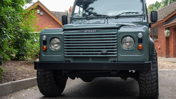 1999 Land Rover Defender 90 For Sale (picture 8 of 159)