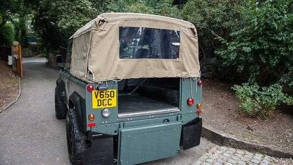 1999 Land Rover Defender 90 For Sale (picture 10 of 159)