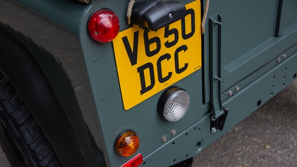 1999 Land Rover Defender 90 For Sale (picture 77 of 159)