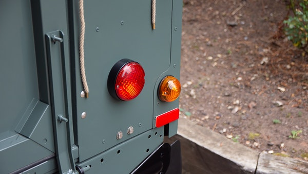1999 Land Rover Defender 90 For Sale (picture 81 of 159)