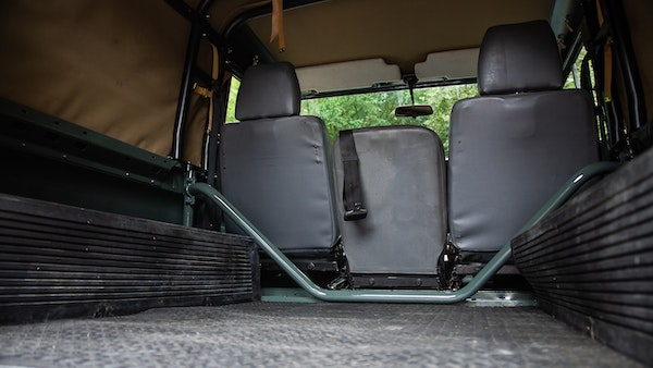 1999 Land Rover Defender 90 For Sale (picture 43 of 159)