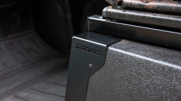 1999 Land Rover Defender 90 For Sale (picture 19 of 159)