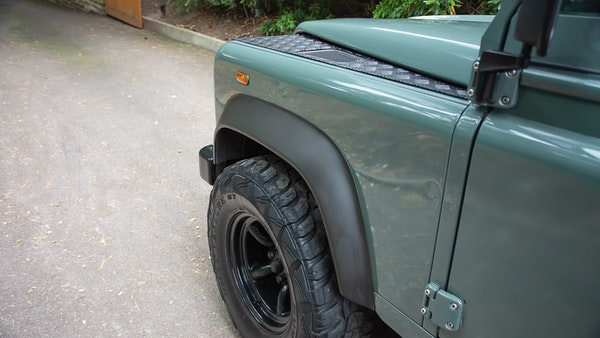 1999 Land Rover Defender 90 For Sale (picture 61 of 159)