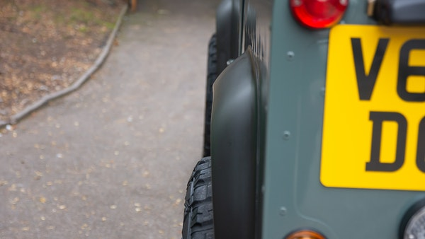 1999 Land Rover Defender 90 For Sale (picture 92 of 159)